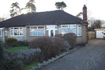 Bungalow for sale in St Georges Drive...
