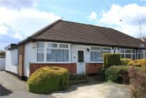 2 bedroom Semi-Detached Bungalow for sale in Greenfield Avenue...