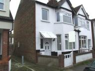 Lansdowne Avenue semi detached property to rent