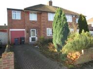 Furzefield semi detached property to rent