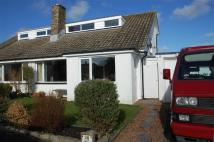 2 bed Semi-Detached Bungalow in Coulthard Drive, Breage