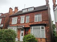 semi detached house in Wheelwright Road...