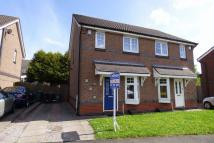 2 bedroom semi detached property in Vicarage Street, Oldbury