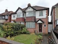 semi detached house to rent in Mavis Road, Northfield...