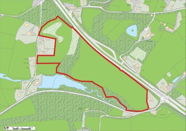 Land For Sale In Land North Of Hartle Lane East Of Galton