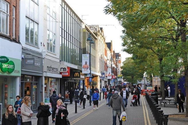 Woolwich Town Centre