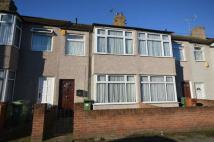 Terraced home for sale in Hurst Road, Erith