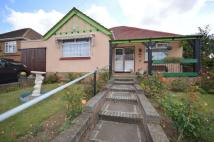 Bungalow in Edendale Road...