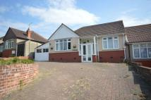 Bungalow to rent in Carlton Road...