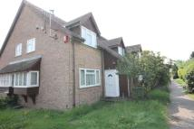 1 bed house to rent in Hamilton Walk, Erith