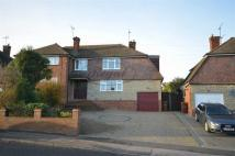 4 bed semi detached property to rent in Lonsdale Drive, Rainham