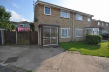 3 bedroom semi detached home to rent in Moorpark Close , Rainham
