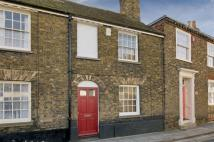 2 bedroom house to rent in Strand Street, Sandwich.