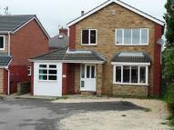 Detached house to rent in Boswell Close, Royston...