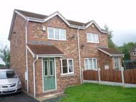 2 bed semi detached home in Wood Park View...
