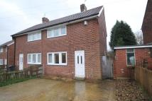 2 bed semi detached property for sale in Grange Road, Royston...