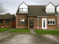 2 bedroom semi detached property to rent in Abbeyfield Drive...