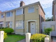 3 bed semi detached property in Merton Drive...