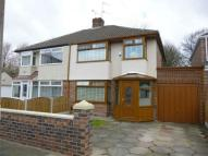 3 bedroom semi detached property in Vineside Road, LIVERPOOL...
