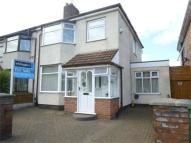 semi detached house for sale in 93 Utting Avenue...