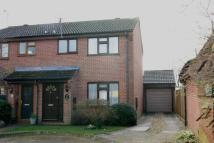 semi detached house in The Tyleshades, Romsey...