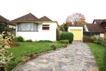 2 bed Detached Bungalow in St. Leonards Rise...