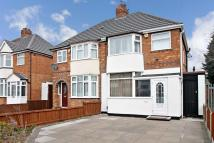 3 bedroom semi detached house for sale in Wellsford Avenue...