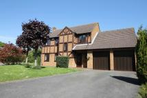 4 bed Detached home in Burnaston Crescent...