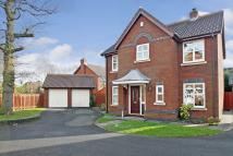 4 bed Detached property in Rushbury Close, Shirley...