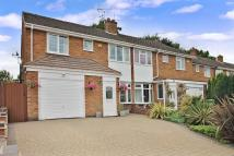 3 bed semi detached property in Moorlands Drive, Shirley...