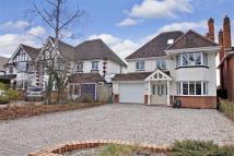 Detached home for sale in Widney Manor Road...