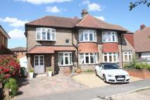 West semi detached house for sale