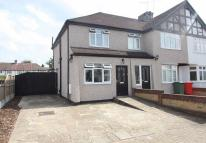 2 bed semi detached property in Bromley