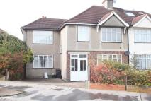 5 bed semi detached property in Shirley