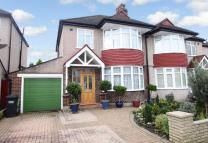 semi detached house in Shirley
