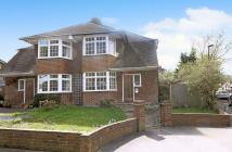 semi detached home in Shirley