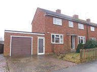 semi detached home for sale in Baker Crescent, Irchester