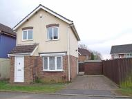 Detached house in Thorpe Close...