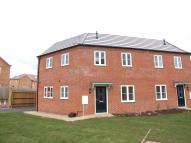2 bed new property in Whitley Close...