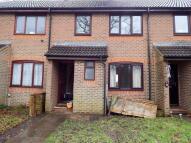 Terraced property in Farnborough Road...