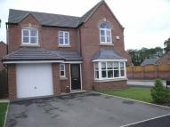 4 bed Detached home for sale in Winston Way, Penley...