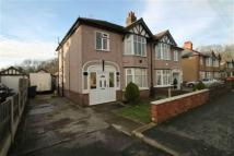 Woodlands Road semi detached property for sale