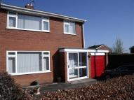 3 bedroom semi detached home in Windsor Road, Wrexham