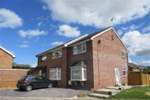 semi detached house for sale in Mayflower Drive, Marford...