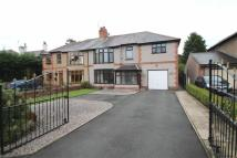 4 bedroom semi detached property for sale in Chester Road, Wrexham...