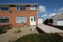 3 bed semi detached property for sale in Menai Way, Gwersyllt...