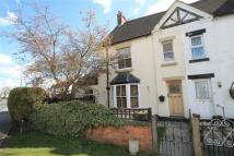 semi detached property in Bangor Road, Overton...