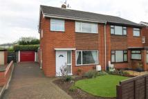 3 bed semi detached property for sale in Watts Dyke, Llay, Wrexham