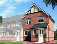 Terraced home for sale in The Byron, Llanymynech