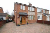 3 bed semi detached home in Gele Avenue, Gwersyllt...